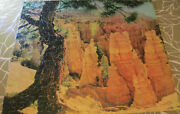 Vintage Whitman Guild Picture Puzzle C290029 Series 6 Bryce Canyon, Utah 1950's