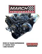 March Performance All Inclusive Chevy Sb Custom Revolver Alt And Power Steering