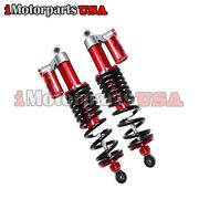 Nitro Gas Front Shocks Absorbers Pair For Polaris Rzr 570 800 Base Trail Model