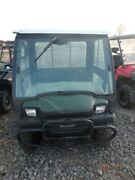 Cab Only Kawasaki Mule 3010 03 Curtis Cab Only 22444
