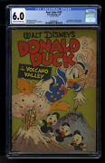 Four Color 147 Cgc 6.0 Dell, 1947 Donald Duck By Carl Barks