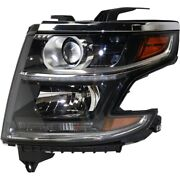 Hid Headlight Lamp Left Hand Side For Chevy Hid/xenon Driver Lh Tahoe Gm2502406