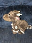 Disney Store Frozen Animator Collection Baby Sven Interactive Plush Toy 8andrdquo Works