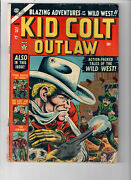 Kid Colt Outlaw 28 - Grade 4.0 - Golden Age Adventures Of The Wild West