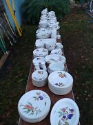 Evesham Royal Worcester Fine China Collection