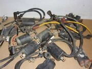 11 Used Ignition Coils Cm-12-09 For Vintage Yamaha Motorcycles