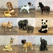 Large Range Of Collectable Animal Figurines Ornaments Gifts Dog Pig Elephant