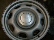 Ford 17 6 Lug Set Of 4 Steel Wheels W Sensors And Center Caps
