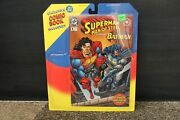 Superman Man Of Steel Co-starring Batman 1 Kenner Limited Edition