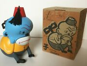 Gary Taxali Signed And Numbered Toy Monkey By Chump Toys Rare