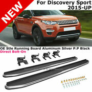 For 15-19 Lr Discovery | Sport Side Steps Factory Style Running Boards Bars