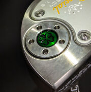 Custom Lucky Four Leaf Clover Weights Fit With Scotty Cameron Putter