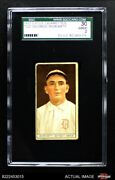1912 T207 Red Cycle George Moriarty  Red Cycle Back Tigers Sgc 2 - Good