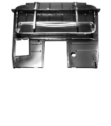 Chevy, Chevrolet Pickup Complete Floor Pan/cab 1947-1954 Truck Freight Shipping