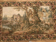"""French Country Lifestyle 58"""" X 38"""" Design Tapestry 799"""