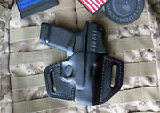 Fits Springfield Hellcat With Osp Sight Forward Cant Holster And Sweat Shield