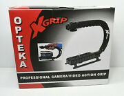 Nib Opteka X-grip Professional Camera/camcorder Video Action Stabilizing Handle