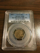 1857 Flying Eagle Cent 1c Reverse Die Clash With 25c Fs-901 S-8 005 Pcgs Vf 25