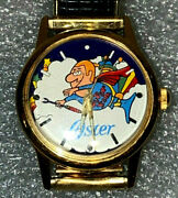 Oster Watch Vintage Advertising / Character  Brand New  Unique And Rare