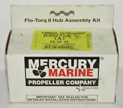 New Mercury Marine Flo-torq Ii Hub Assembly Kit For Yamaha Part No. 835272a 1