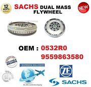 For 0532r0 9559863580 Sachs Dmf Dual Mass Flywheel And Mounting Bolts