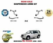 For Mercedes Ml W163 1998-2005 Rear Suspension Control Arms Set + Links + Bushes