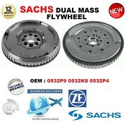 For 0532p9 0532k8 0532p4 Sachs Dmf Dual Mass Flywheel With Mounting Bolts
