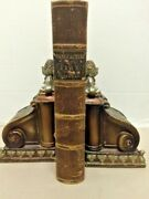1850 The Manufacture Of Iron 150 Engravingsforges Furnaces Charcoal Coke Ore+
