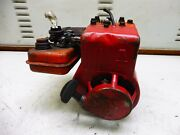 1958-91 Briggs And Stratton 2hp Horizontal Shaft 61100 Sm298-2b Engine For Parts