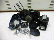 1980and039s Husqvarna Cr250 Wr250 Sm251-3b. Engine For Parts Or Restoration