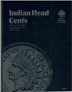 Mostly Good Indian Head Cent Collection. 1857 - 1909. Minus 4 Coins