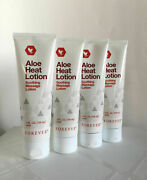 Forever Living New Aloe Heat Lotion 4x4oz Pack Of 4free Ship