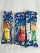 """Ice Age Pez Lot. All Unopened. """"17"""""""