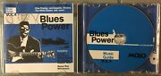 Mojo Music Guide Vol. 4 Blues Power Cd Leadbelly Son House Muddy Waters Odetta