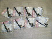 8 New Genuine Oem Ford Ignition Coils Supercharged 2007-14 Svt Shelby Gt500