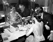 Old Cbs Radio Photo Barry Wood And Dorothy Lamour On The Your Hit Parade 2