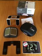Lot Wireless Race Master Marque Tacktick Tk-t070 With Case And Deck Brackets
