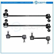 4pc Kit New Front + Rear Stabilizer Sway Bar Links Fits Toyota Celica2000-2005
