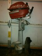 Parting Out Montgomery Ward Sea King 5hp 35gg-9014a Outboard 1