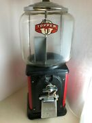 Victor Topper View Gumball Machine C1940