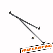 Synergy Mfg 8121-00 Heavy Duty Drag Link And Tie Rod Steering Kit For Jeeps