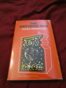 The Anything Box By Zenna Henderson 1965 Hc First Print Doubleday Very Good