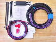 New Gentex 177/455 Or 7 Pin Donnelly Autodim Compass Temp Mirror Harness Kit