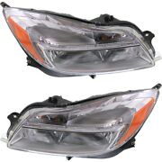 22794766 22794767 Gm2503353 Gm2502353 Headlight Lamp Left-and-right Lh And Rh