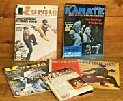 Karate Wing Chung Jeet Kune Do Bruce Lee 1970and039s Must Have Rare Book+much More