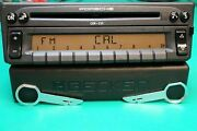 Porsche Cdr-210 Becker Be-2282 Stereo Radio Cd+aux In+iphone 5/6 Charger And Play