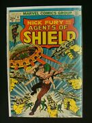 Nick Fury And His Agents Of Shield 4 Origin Retold Marvel Fn Condition