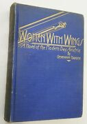 Signed Genevieve Haugen Women With Wings 1935 Tail Spin 1939 Book Amelia Earhart