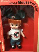 Horsman The Mickey Mouse Club Official Doll Mouseketeer With Original Box Japan