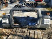 Ford Ln 8000 - 9000 Hood Complete Used Fits 1988 - 1997 No Damage - Clean